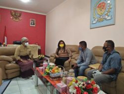 Aspirasi Peralihan Semau ke Kota Kupang Diserahkan ke DPRD NTT