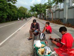 Kisah Dua Bocah Pejuang Rupiah di Jalan Piet A Tallo Dapat Tanggapan Wakil Wali Kota Kupang