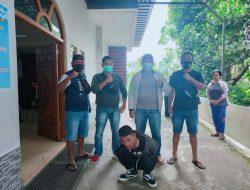 Pria Pencuri Handphone Dalam Masjid di Manggarai Dibekuk Polisi