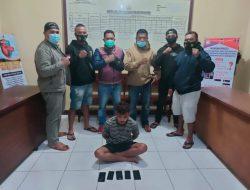 Gasak 4 Buah Handphone, Pelajar di Manggarai Diringkus Polisi