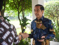 Presiden Jokowi Tanggapi Kritikan BEM UI