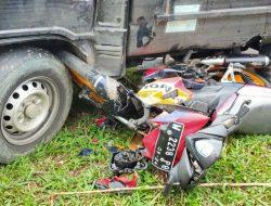 Pengendara Sepeda Motor di Manggarai Tewas Usai Tabrakan dengan Mobil Pic Up