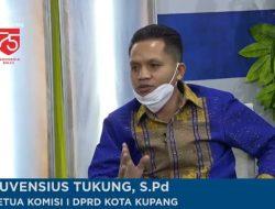 Yuvens Tukung Didorong Maju Wali Kota Kupang