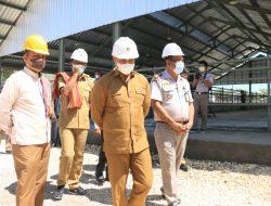 Tinjau Instalasi Karantina Hewan, Gubernur NTT Ingin Pastikan Pelayanan yang Tepat di Sektor Peternakan